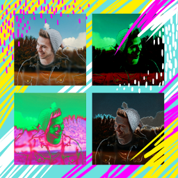 freetoedit collage auyumn fall invitacion