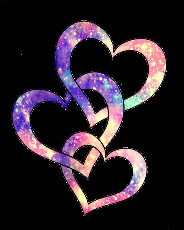 картинки красивых сердечек как на рисовать тоски