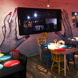 freetoedit fusionrestaurant graffitistyle artwork graffitiart