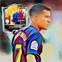 football soccer fifamobile fifamobile18 coutinho