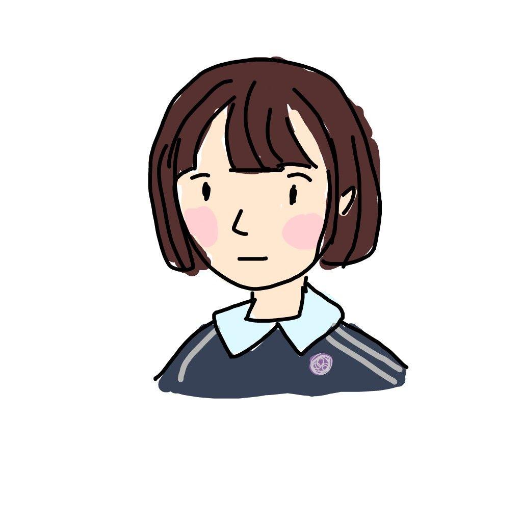 #短发#可爱