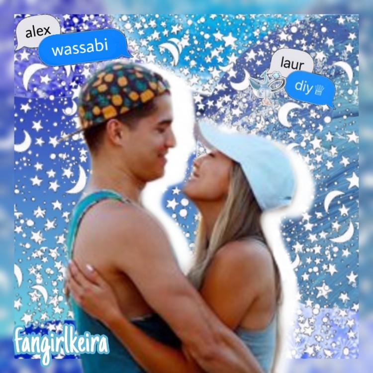 laurdiy och Alex dating