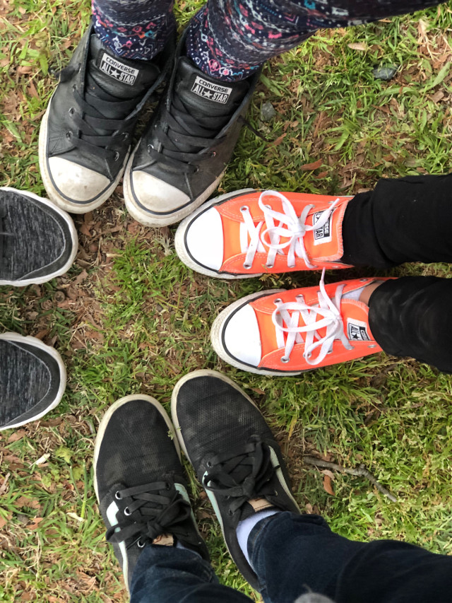 Old picture I took but mind were the one that can cut off on the left #shoes #shoefie #freetoedit