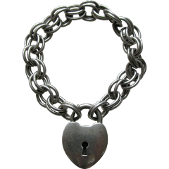 chain padlock webcore angelcore edgy