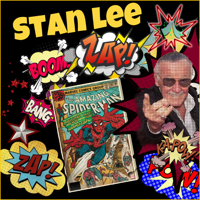 WE ALL WISH WE HAD SUPER POWERS.                                          WE ALL WISH WE COULD DO MORE THAN WE CAN DO.                                                                                                                    💥 Stan Lee 💥                                                                                         #marvel #stanlee #coolguy #bigfan #mysimpletribute #freetoedit