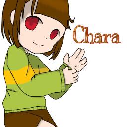 undertale chara freetoedit