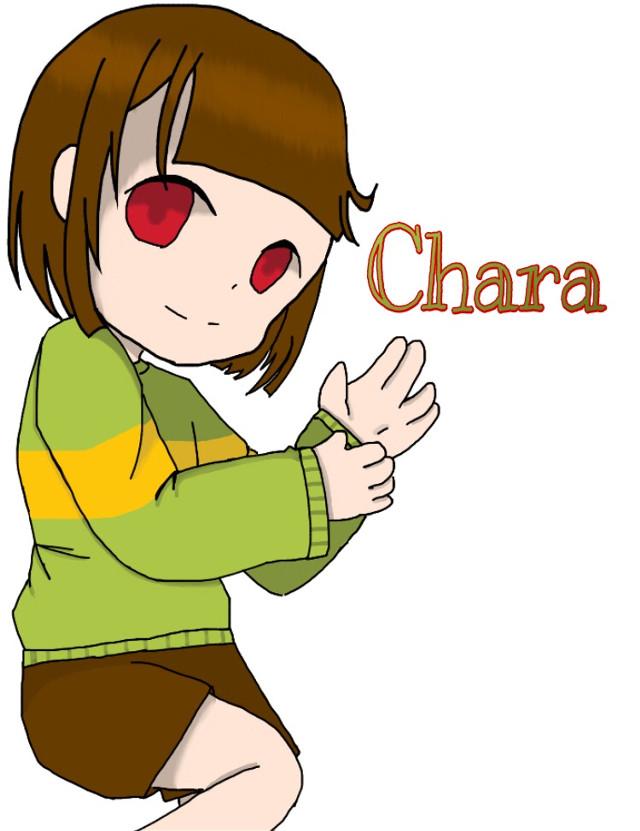 #undertale #chara #freetoedit