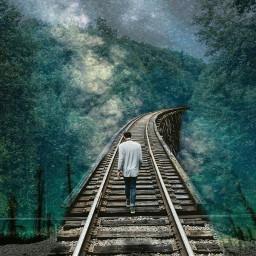 freetoedit railroadtracks