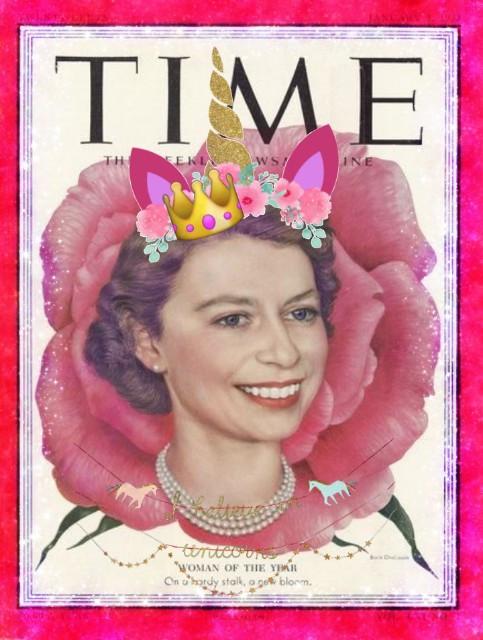 #freetoedit #reina #cover #isabel #ingland #unicorn #time #desafio