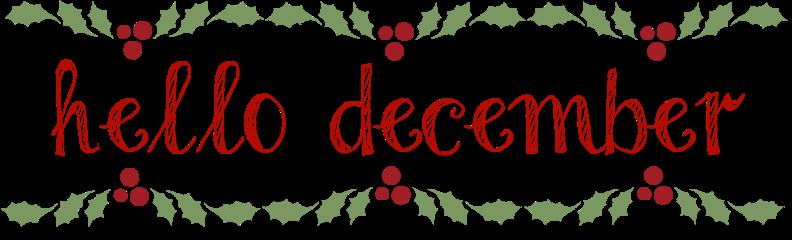 december hellodecember ftestickers freetoedit