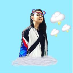 freetoedit music rockmusic thewarning clouds
