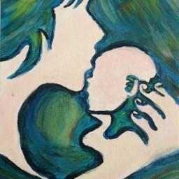 custommade art artwork artistic painting scene