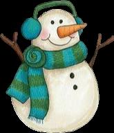 snowman frosty winter freetoedit