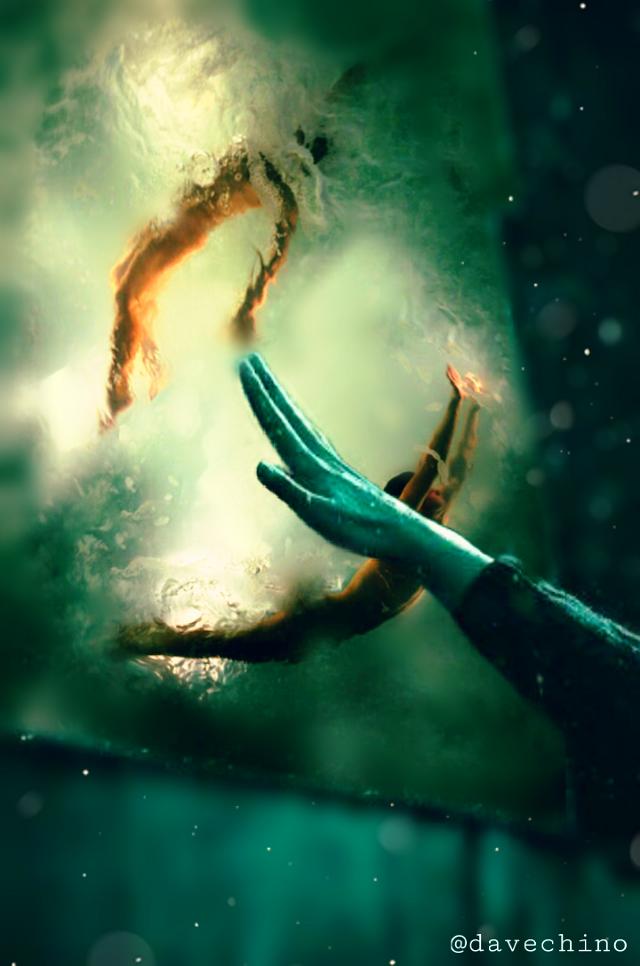 #underwater #people #hand @freetoedit @picsart #conseptual #surreal #surrealist #myart #myedit