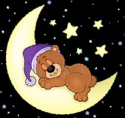 freetoedit cute bear sleeping sleep