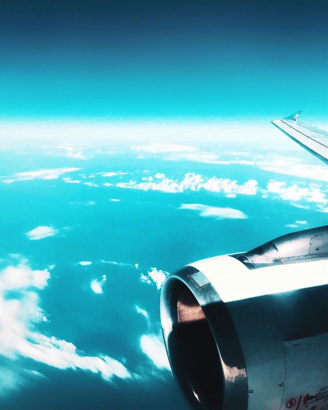 #travel #traveler #traveling #travelphotography #travelmemories #traveltheworld #fly #flyaway #flyinghigh #plan #planetearth #sky #skyscape #earth #freetoedit #freetoedit. #freetoeditremix #remix #remixme #remixthis