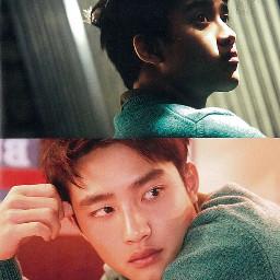 freetoedit kyungsoo lovemeright kpop exo-k