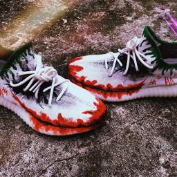 sneakerheads sneakers freetoedit yeezy adidas