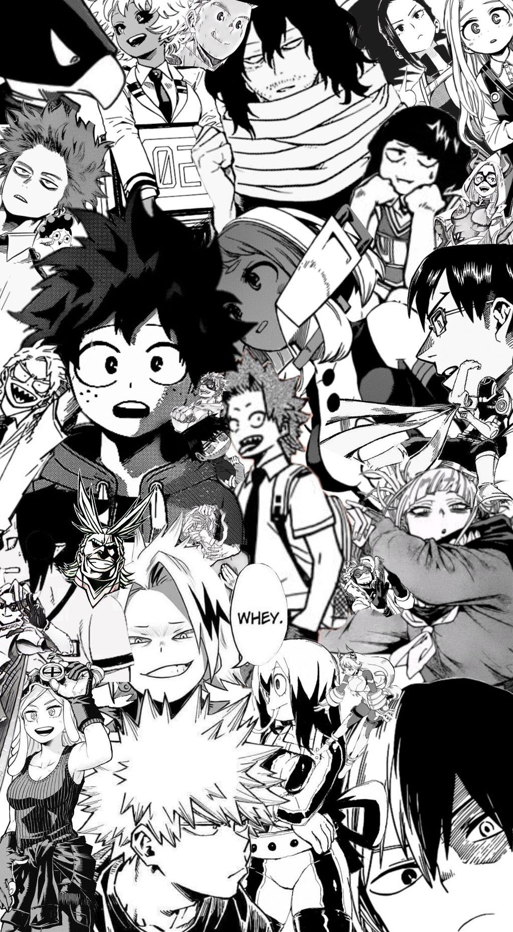 Boku No Hero Academia Wallpaper My Hero Academia