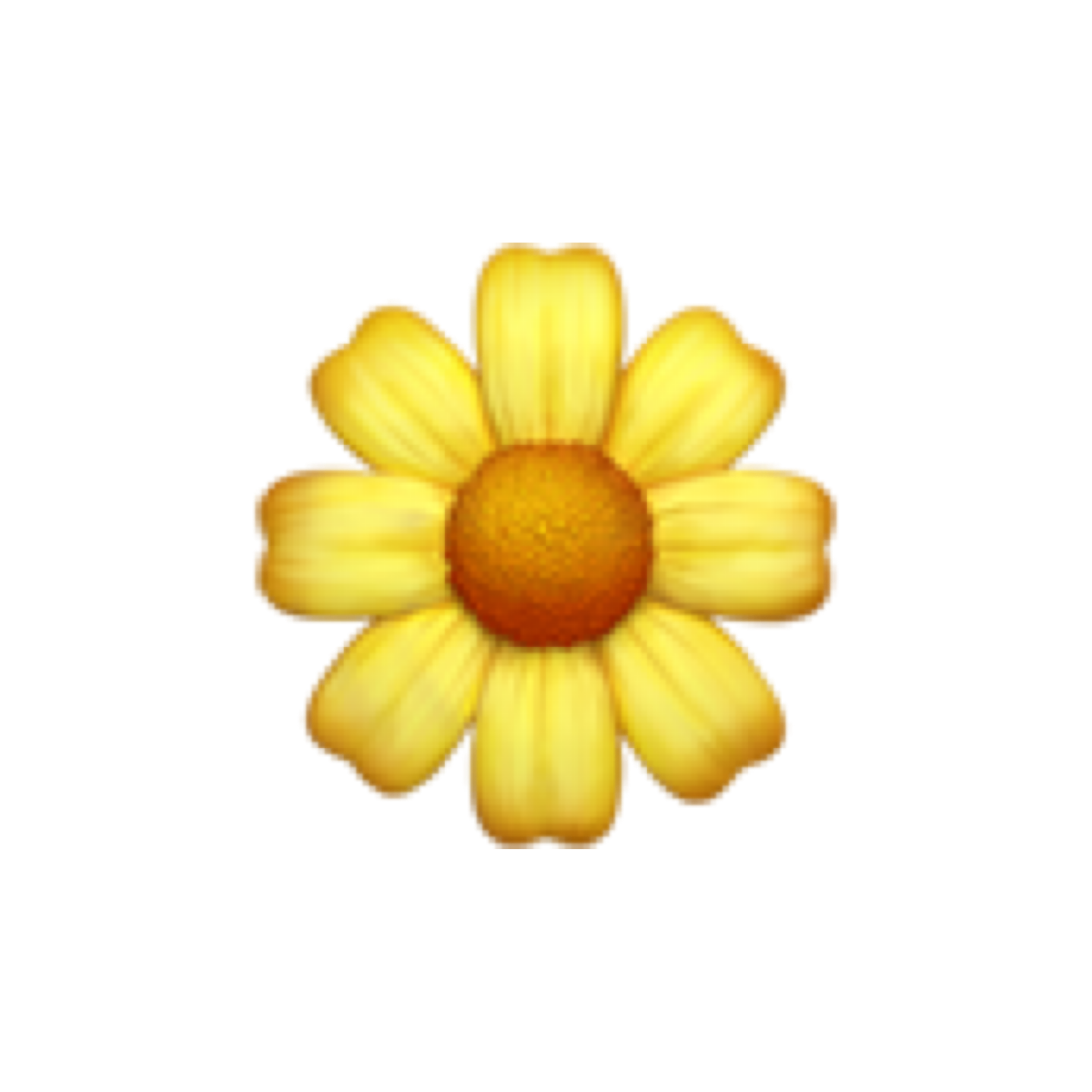 Black Flower Emoji Iphone - Flowers Healthy