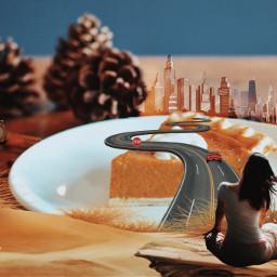 city art surreal manipulation visual freetoedit