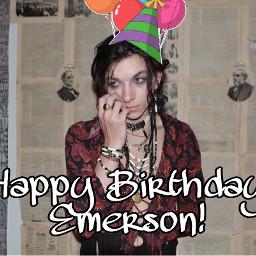 emersonbarrett emerson palayeroyale birthday birthdayboy freetoedit