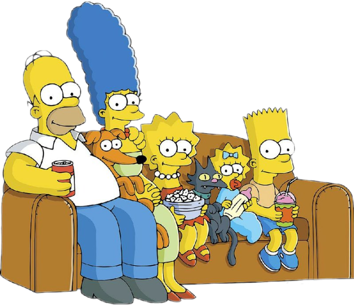 #family #simpsons