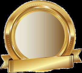 award seal stamp medallion gold