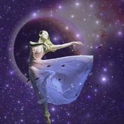 srcspacesaturday spacesaturday dance carefree breath freetoedit