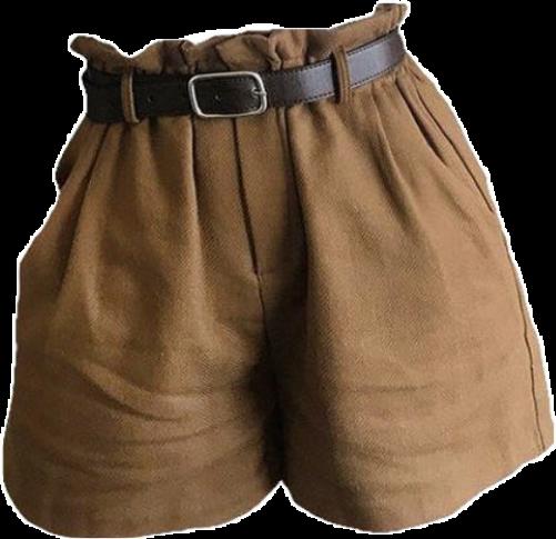 black shorts aesthetic