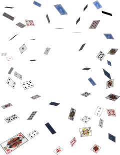 cards floatingcards playingcards freetoedit