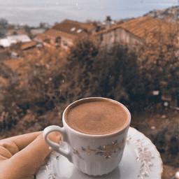 90s coffee tea cozy 90sfilters freetoedit