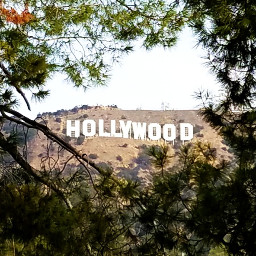 hiking hollywoodsign myphotography