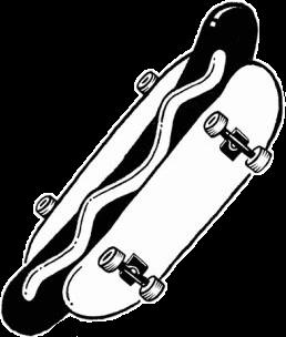 #hotdog #skate #skateboard #blackandwhite