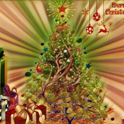 xmastree presents bright freetoedit ircchristmastree