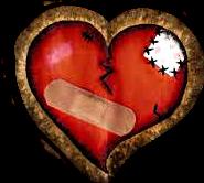 ##stickerart #brokenheart #fragileheart