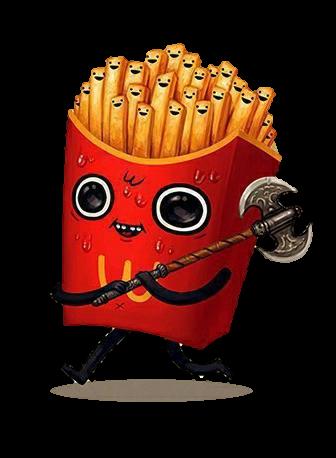 #картошка #кортофиль #фри #макдонольс #ня #вкустно #убью #картошкафри