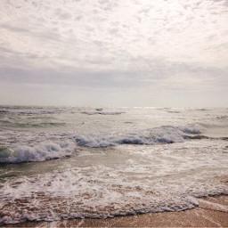 freetoedit beachscenery seaview autumnweather crashingwaves