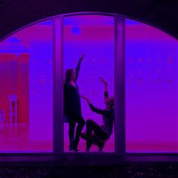 interesting art photography neon bright