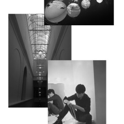 blackandwhite gallery collage photograph youyokoyama