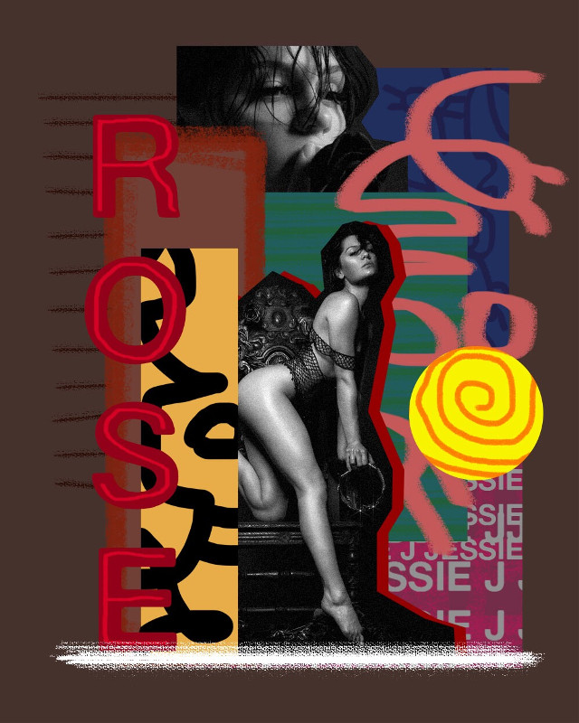 #art #artist #abstract #interesting #music #photography #jessiej #rose #love #collage #paint #travel