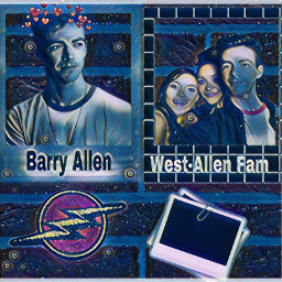 theflash barryallen noraallen iriswest flashfam freetoedit