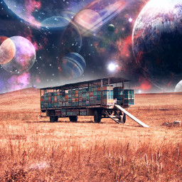 freetoedit explore travel adventure galaxy