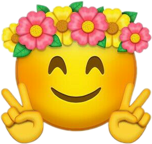 #smile #blush #peace #emoji