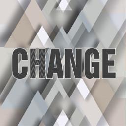 abstract desert digitalart change shape