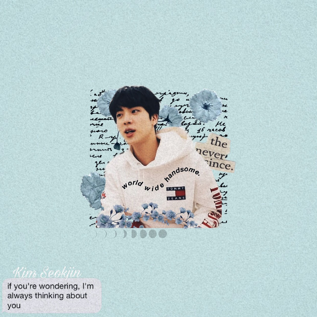 #freetoedit HAPPY BIRTHDAY KING‼️🤩   Ok wow !   Your honestly a big ro-model for a lot of people out there and I want to say thank you for that<3   I see that you try to make the other members laugh and make them happy which is really an amazing thing to do 💜   You've worked so hard for everything you have right now and even though you have so much things, your still a humble king 🤩   I love you for so many reasons,you don't understand🤧 Even though you didn't know how to dance or sing when you joined bighit, you tried and overally suceeded💜   Thank you for the love you give us and the love you give your members :,)   It feels like your turning 6 but yet your really mature and silly at the same time 🤪   Army Loves you lots 💜    (I'm sorry i dont know how to right a sentemental paragraph sksksk)   But ik this sucks and im late sorry :/    Tags: @peachyshua_  @1995chimchim  @another_fangirl_meme  @iceyberry @isabellysuga  @international-lovely @amelia8800  @yeet_bts  @caramel_bunny  @purvacreation18 @orkusuga  @rose_panda @jungshookinfiresman @mybiaslistisbroken @_matry @keiraisablink  @thuymarucho @justkpopedits @bts_army_boi @gukslayedmebitches    . #jin #happyjinday #bts #btsarmy #btsedit  #btsjin #edit   #worldwidehandsome   .