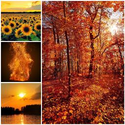 orange yellow orangeaesthetic yellowaesthetic orangebackground freetoedit