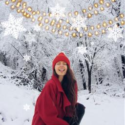 freetoedit holidays christmas winter snow