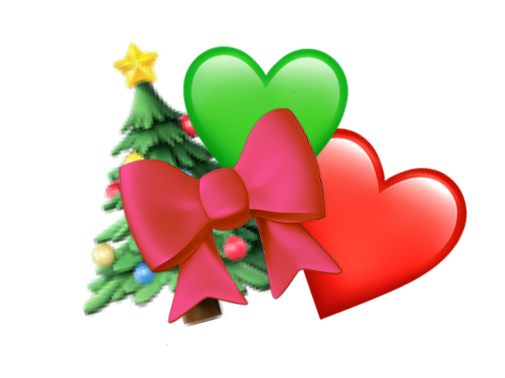 Christmas Emoji.Christmas Emoji Sticker By River Mix
