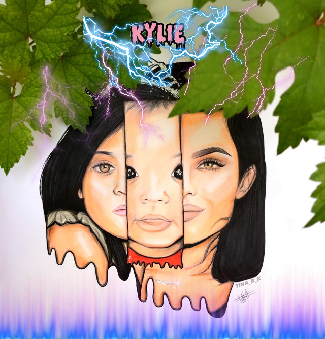 Kylie X stormi  Follow my instagram TINA_B_k  & follow me for more. #kyliejenner #stormiwebster #TINA_B_K #kylie #storm #stormi #drawing #art #artist #instagram